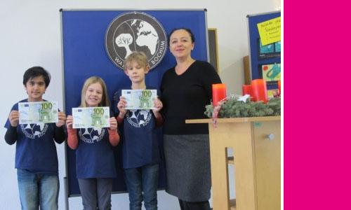 Kinderschutzbund Waldschule
